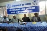 Burkina Faso: Le Mouvement Agir Ensemble déjà installé dans 30 provinces du Burkina Faso