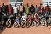Burkina Faso: Trois (03) réseaux de présumés délinquants dans les mailles de la Police Nationale.