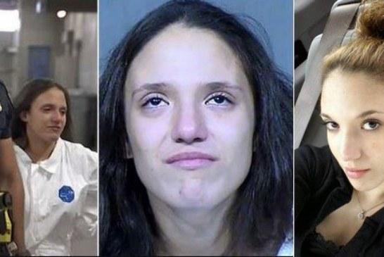 Rachel, 22 ans, étouffe à mort ses 3 enfants de 7 mois, 2 et 3 ans, tout en chantant