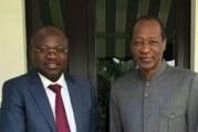 Burkina Faso: Eddie Komboïgo chez Blaise Compaoré pour plaider sa cause