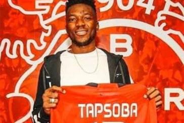 Sport: Edmond Fayçal Tapsoba signe au Bayer Leverkusen à 18 millions d'euros