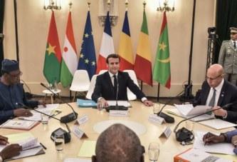 Non à Barkhane, oui à une force coordonnée entre états africains