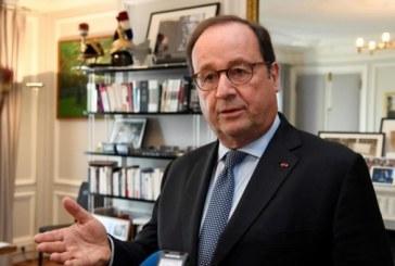 France : Hollande, «Trump a mis le monde en danger»