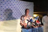 Burkina Faso: Le candidat à la présidentielle, Kadré Désiré Ouédraogoprésente ses vœux à la presse