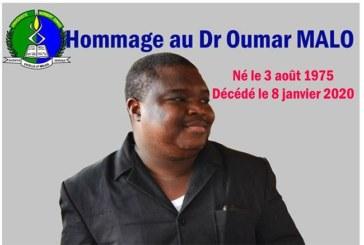 Burkina Faso – Nécrologie: Décès du Docteur Oumar Malo de l'Université Norbert Zongo de Koudougou
