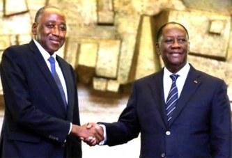 Élection présidentielle : Alassane Ouattara veut imposer Gon Coulibaly