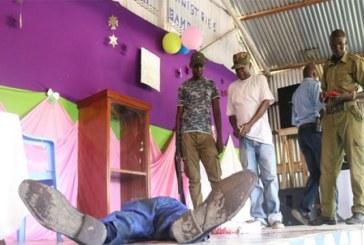 Kenya : un pasteur tue sa femme et se donne la mort devant ses fidèles (vidéo)