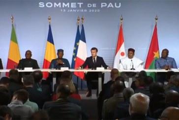 Sentiments antifrançais: «Les discours que j'ai entendu sont indignes… si un Etat demande à l'armée française de partir, elle partira» (Macron)