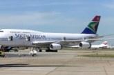 Afrique du Sud : South African Airways (SAA) lourdement endettée supprime des vols