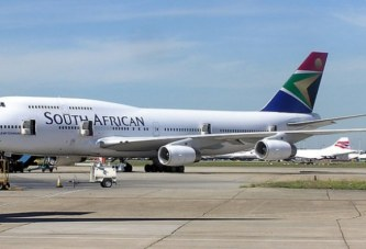 Afrique du Sud : South African Airways (SAA) lourdement endettée supprime des vols