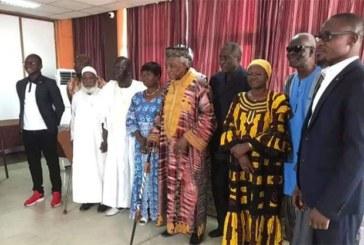 Appel de Manega: Les anciens et sages ont parlé pour la paix et la réconciliation nationale