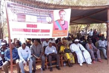 Province du Mouhoun :1500 CNIB subventionnées par la députée Karidia Zongo/ Yanogo