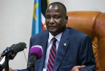 Les États-Unis sanctionnent le premier vice-président sud-soudanais