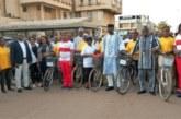 Ouagadougou: La plus belle avenue du Burkina Faso renaît par le sport