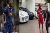 Emmanuel Adebayor demande à un comédien ghanéen de choisir un véhicule parmi ses voitures