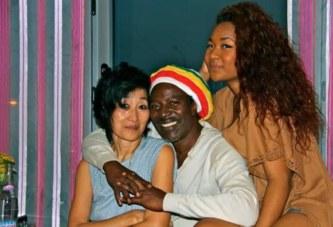 Alpha Blondy explique pourquoi il a chassé son épouse coréenne Ran