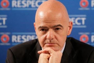 Fifa: Gianni Infantino demande à la CAF d'organiser la CAN tous les quatre ans