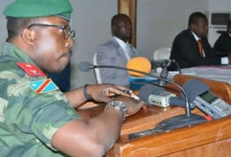 RDC: le chef d'Etat-major adjoint et patron des renseignements suspendu de ses fonctions
