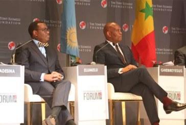 La Fondation Tony Elumelu verse la première tranche de l'engagement de partenariat de 5 millions de dollars de la Banque africaine de développement