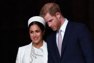 """Harry et Meghan bientôt de retour à Londres """"à la demande de la Reine"""""""