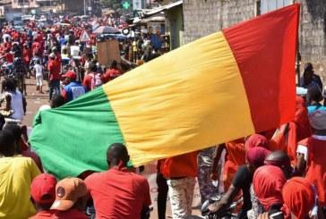 Guinée : reprise des manifestations anti-Condé, soutenues par Jean-Luc Mélenchon
