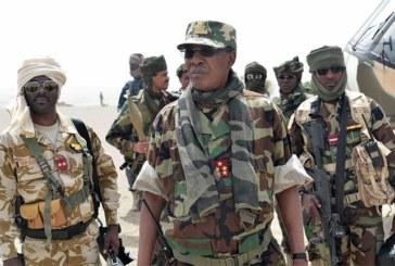 Guerre contre Boko Haram au Tchad: Le président Idriss Deby sur le terrain de guerre avec ses troupes (Vidéo)