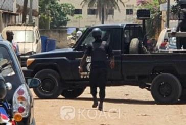 Togo : Brève levée du blocus autour de la résidence d'Agbéyomé