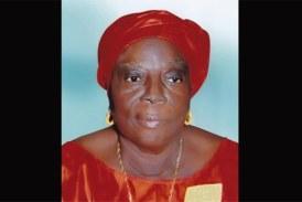 Communiqué nécrologique: Décès de Madame Tatieta Née balima Marie Louise