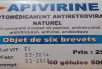 Burkina Faso: Voici pourquoi l'Apivirine est interdit dans le traitement du Covid-19