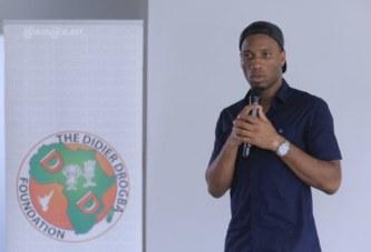 Covid 19: La fondation Didier Drogba entre dans la lutte