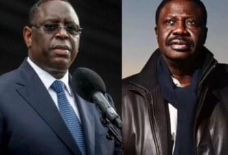 Covid-19/Sénégal: Macky Sall réagit au décès de Pape Diouf