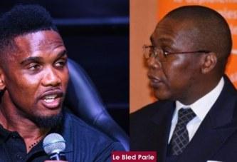 Manaouda Malachie : «Samuel Eto'o n'a jamais fait un don contre le Covid-19»