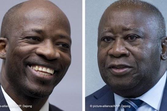CPI : Laurent Gbagbo et Blé Goudé sont désormais libres de tout déplacement