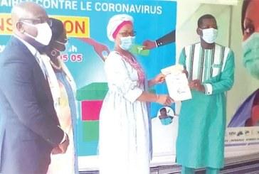 Burkina/Covid-19 : Le gouvernement contribue à hauteur de 30 millions de FCFA