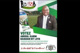 Élections FBF : Lota l'autre candidat surprise !