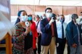 Madagscar – Coronavirus à Toamasina : le président Rajoelina sur le terrain
