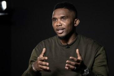 Samuel Eto'o: «Il faut un sursaut d'orgueil» en Afrique face au coronavirus
