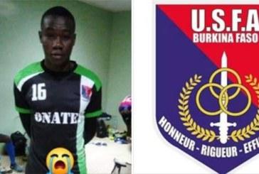 Burkina Faso: Décès d'un gardien de but de l'Union sportive des forces armées (USFA) tombé au front lors des combats