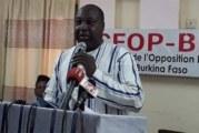 Burkina Faso – Élections législatives : «Il est hors de question qu'on découple les élections pour les reporter… Cette recommandation ne sera pas agréée au niveau du CFOP» (Zephirin Diabré)