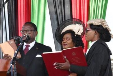 Malawi : le chef de l'opposition élu président a prêté serment