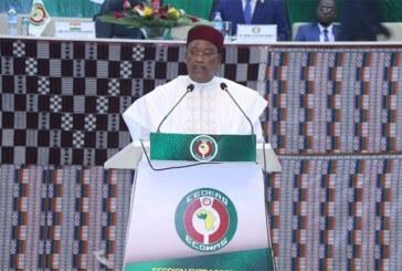 Crise politique au Mali : Le Président Issoufou dépêche une délégation de la CEDEAO en vue d'une médiation