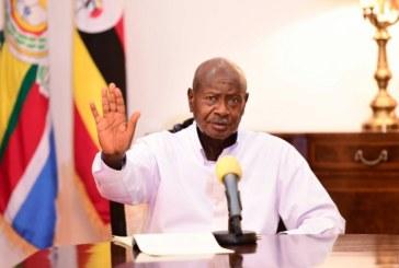 Covid-19 : le président ougandais Museveni s'en prend à l'OMS pour sa gestion de la pandémie