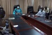 Lutte contre la Covid-19 : Les préfets de départements du Burkina Faso remettent une enveloppe de 1 160 000