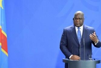Crise politique en RDC : Tshisekedi met en garde le camp de Joseph Kabila