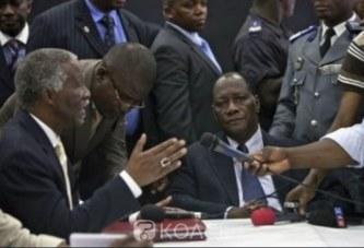 Côte d'Ivoire : Thabo Mbeki : « Le moment est venu pour les dirigeants de la Côte d'Ivoire de saisir courageusement le moment de franchir le Rubicon! »
