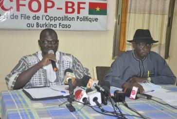 Burkina Faso: Le mandat du président Kaboré est jonché de morts et d'odeurs de corruptions (Opposition)