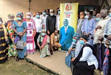 Présidentielle 2020 : Kindo Issiaka met le CDP de Côte d'Ivoire en marche pour installer Eddie Komboigo à Kosyam