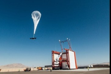 Kenya : lancement du tout premier service internet alimenté par un ballon en Afrique (vidéo)