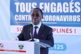 La Côte d'Ivoire franchit la barre des 10 000 malades de la Covid-19