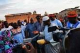 Eddie Komboïgo offre un forage d'eau potable à la population de Djikofè : Des moments de joies, de remerciements et de gratitude